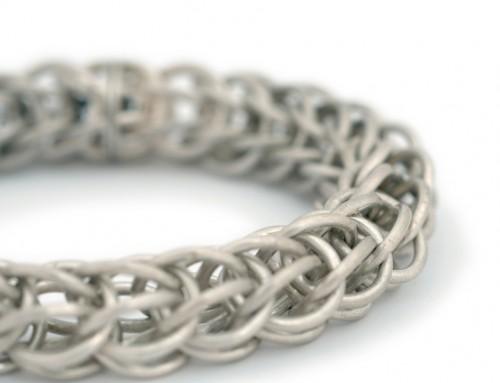 Armband Gliederarmband Silber